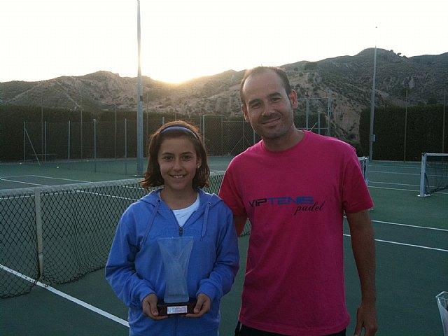 Finaliza el torneo de Semana Santa de Tenis en el Club de Tenis Totana, Foto 5