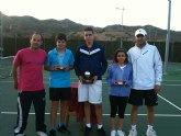 Finaliza el torneo de Semana Santa de Tenis en el Club de Tenis Totana