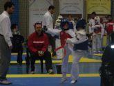 La liga infantil de combate de taekwondo se disputará este sábado en Mazarrón