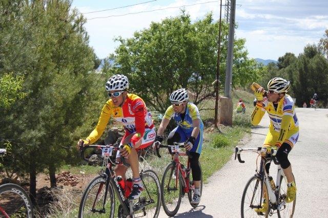I Marcha Ciclista Sierra Espuña, Foto 1