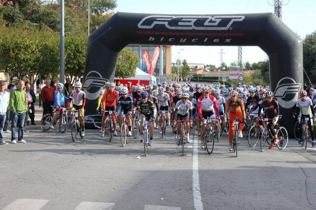 I Marcha Ciclista Sierra Espuña, Foto 3