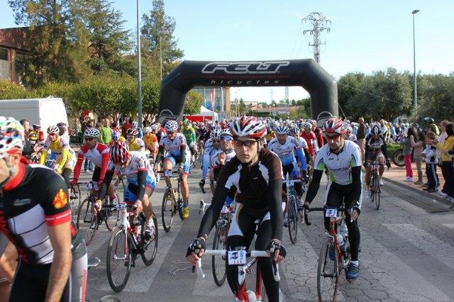 I Marcha Ciclista Sierra Espuña, Foto 4