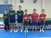 Tenis de Mesa. Club Totana T.M. 2ª nacional: C.D. Huetor Vega 4 -- 3 Peña Barcelonista de Yotana
