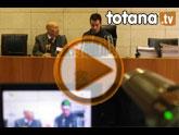 El ayuntamiento recepciona parte de la hemeroteca del Cronista Oficial de Totana