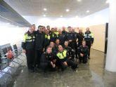 La Unidad Canina de la Policía Local de Totana participa en el VI curso de Guías Caninos de Perros Detectores de Drogas