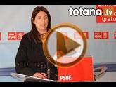 Rueda de prensa PSOE Totana 20/04/2012
