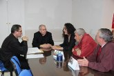 Comunicado de la Delegación de Hermandades y Cofradías tras reunirse con los representantes de la Junta de Cofradías de Alhama