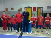 Club Totana Tenis de Mesa. resultados fin de semana. División de honor autonómica: derrota ajustada en mazarrón
