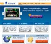 Ya está disponible la página web de Superweb, un proyecto desarrollado por Totana.com