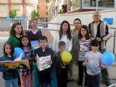 José Espinosa anima a los escolares a beneficiarse de la lectura
