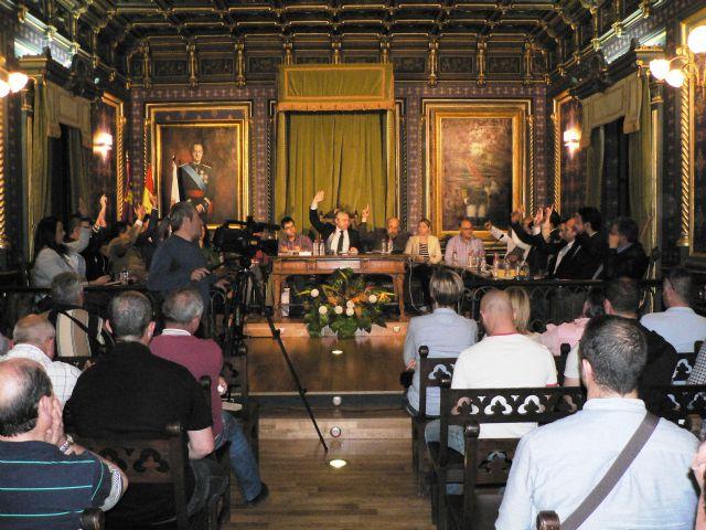 El pleno aprueba inicialmente una nueva regulación de la ordenanza sobre matrimonios civiles, Foto 1