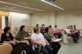M�s de treinta mujeres reciben formaci�n de ingl�s e inform�tica en el Vivero de Empresas para Mujeres