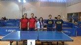 Tenis de mesa. resultados fin de semana. 28 y 29 de abril 2012