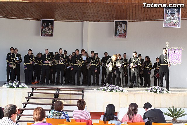 El II Certamen de Cornetas y Tambores Solidarios consiguió recaudar 2.310 € para la lucha contra el cáncer, Foto 3