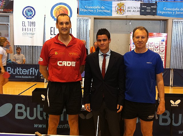 Campeonato de España de veteranos. Tenis de Mesa, Foto 2