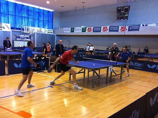 Campeonato de España de veteranos. Tenis de Mesa, Foto 3