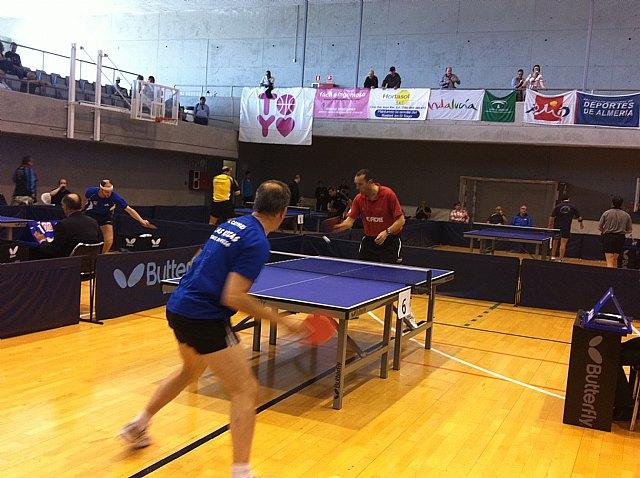Campeonato de España de veteranos. Tenis de Mesa, Foto 4