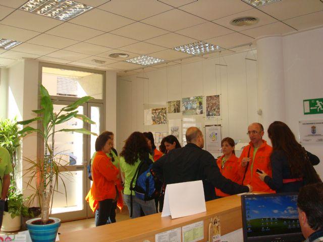 Alumnos del Taller de Empleo Communitas de Abarán visitan Totana, Foto 2