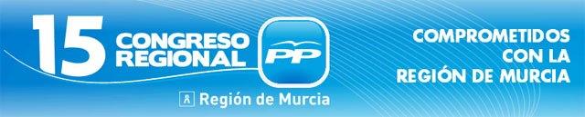 El PP de Totana estará representado con 29 compromisarios y uno de NNGG en el XV Congreso Regional del 19 de mayo, Foto 1
