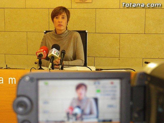Rueda de prensa. Valoración del Pleno ordinario de abril 2012, Foto 1