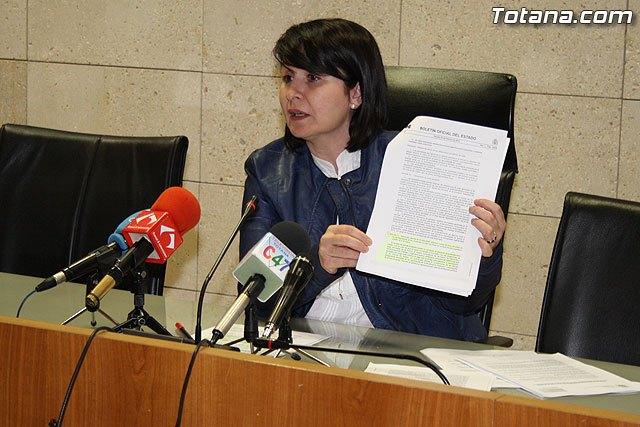 El Ministerio de Hacienda resuelve de forma desfavorable el Plan de Ajuste presentado por el ayuntamiento de Totana, Foto 1