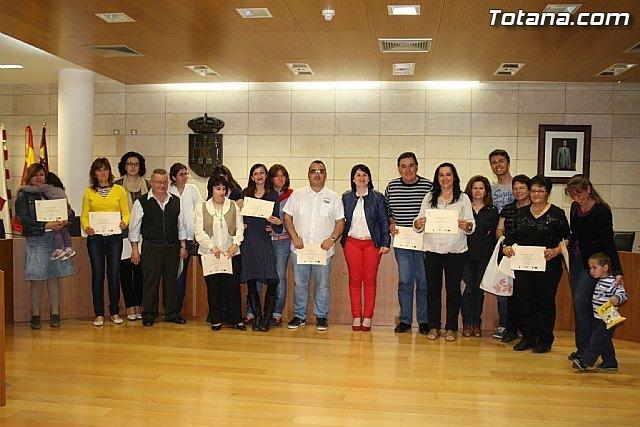 Un total de 35 personas han finalizado el curso de Guía acompañante de Totana II, Foto 1