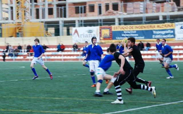 El Club de Rugby de Totana disputarán mañana 5 de mayo un partido de rugby XV en las instalaciones que el CR Lorca tiene en La Torrecilla, Foto 1