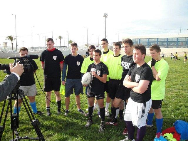El Club de Rugby de Totana disputarán mañana 5 de mayo un partido de rugby XV en las instalaciones que el CR Lorca tiene en La Torrecilla, Foto 3