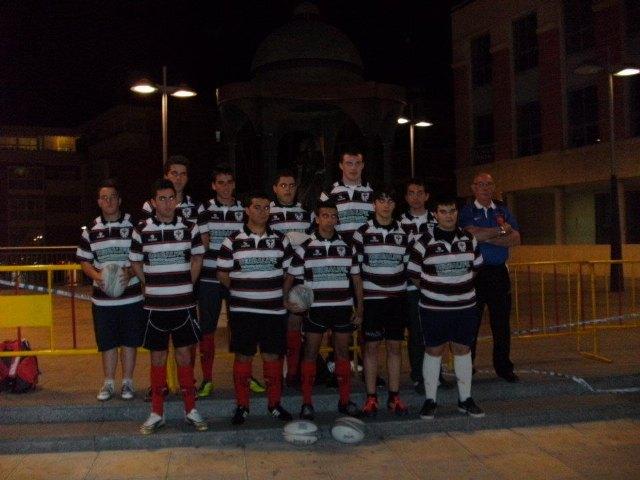 El Club de Rugby de Totana disputarán mañana 5 de mayo un partido de rugby XV en las instalaciones que el CR Lorca tiene en La Torrecilla, Foto 4