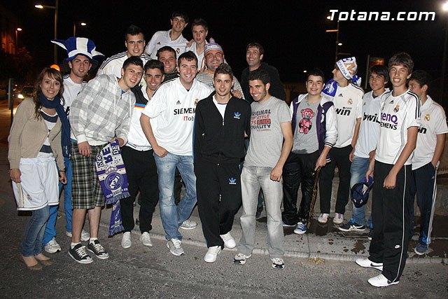 Celebración del Campeonato de Liga 2011-2012 conseguido por el Real Madrid, Foto 1