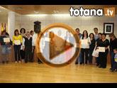 Un total de 35 personas han finalizado el curso de Guía acompañante de Totana II