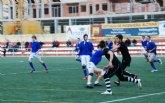 El Club de Rugby de Totana disputarán mañana 5 de mayo un partido de rugby XV en las instalaciones que el CR Lorca tiene en La Torrecilla