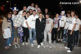 Celebración del Campeonato de Liga 2011-2012 conseguido por el Real Madrid
