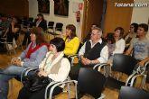 Un total de 35 personas han finalizado el curso de Guía acompañante de Totana II - 1