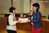 Un total de 35 personas han finalizado el curso de Guía acompañante de Totana II - 5
