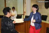 Un total de 35 personas han finalizado el curso de Guía acompañante de Totana II - 7