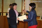 Un total de 35 personas han finalizado el curso de Guía acompañante de Totana II - 9