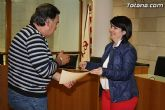 Un total de 35 personas han finalizado el curso de Guía acompañante de Totana II - 18