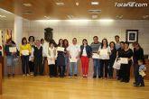Un total de 35 personas han finalizado el curso de Guía acompañante de Totana II - 22