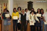 Un total de 35 personas han finalizado el curso de Guía acompañante de Totana II - 23