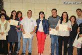 Un total de 35 personas han finalizado el curso de Guía acompañante de Totana II - 24
