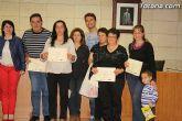 Un total de 35 personas han finalizado el curso de Guía acompañante de Totana II - 25