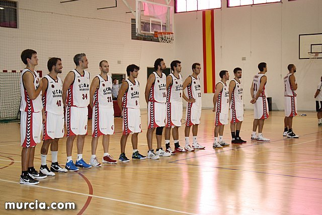 La concejalía de Deportes felicita al UCAM CB Murcia por su permanencia en la Liga ACB, Foto 1