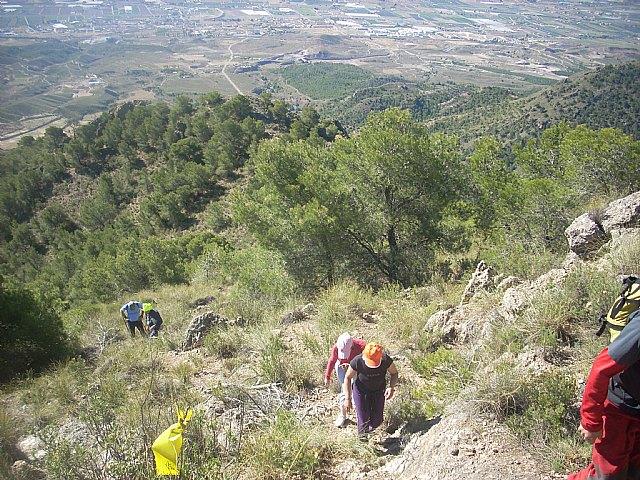 El pasado Domingo 6 de Mayo se celebró desde el Santuario de la Salud de la Hoya una nueva ruta senderista, Foto 2