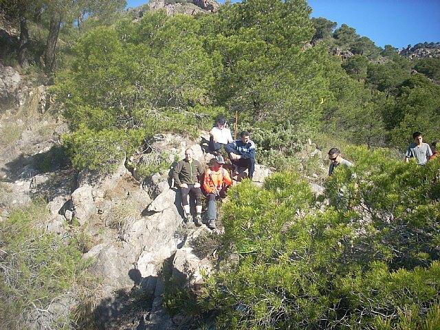 El pasado Domingo 6 de Mayo se celebró desde el Santuario de la Salud de la Hoya una nueva ruta senderista, Foto 4