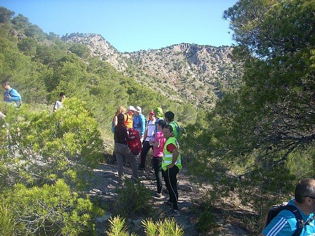 El pasado Domingo 6 de Mayo se celebró desde el Santuario de la Salud de la Hoya una nueva ruta senderista, Foto 5