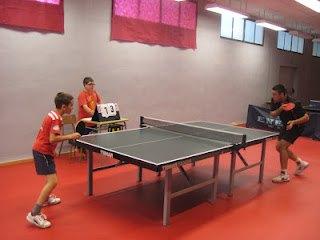 Tenis de Mesa. Resultados fin de semana. 2ª nacional. C.D. Murcia 1 --- P.B. Totana 5, Foto 1