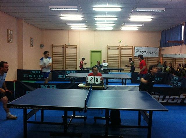 Tenis de Mesa. Resultados fin de semana. 2ª nacional. C.D. Murcia 1 --- P.B. Totana 5, Foto 3