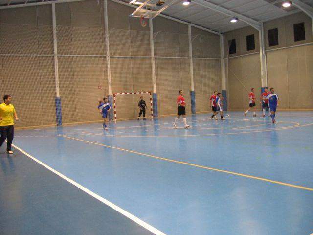 El jueves arrancan los cuartos de final de la Liga Local de Fútbol Sala, Foto 1