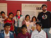 La concejalía de Atención Social, Participación Ciudadana y Colectivos Vecinales organiza una visita guiada con jóvenes al municipio de Alhama